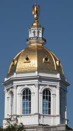 New Hampshire Capitol Dome